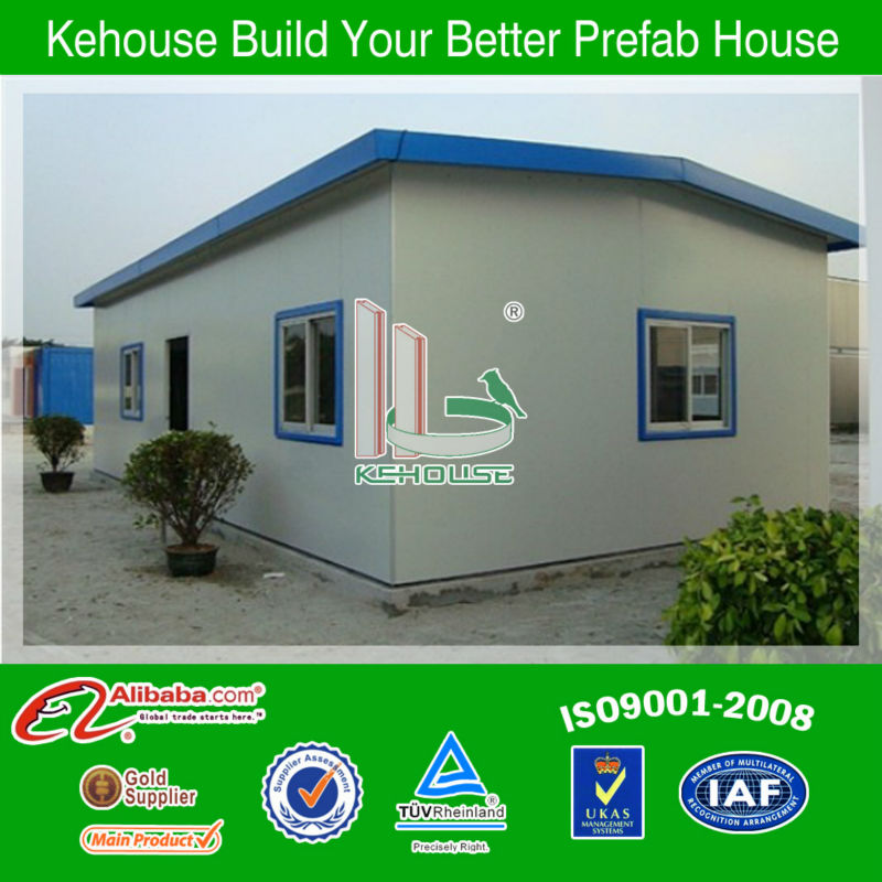 fast construction energy saving portable modular floating houses
