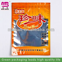 triangle shaped plastic bags for food packing,dried food plastic bags