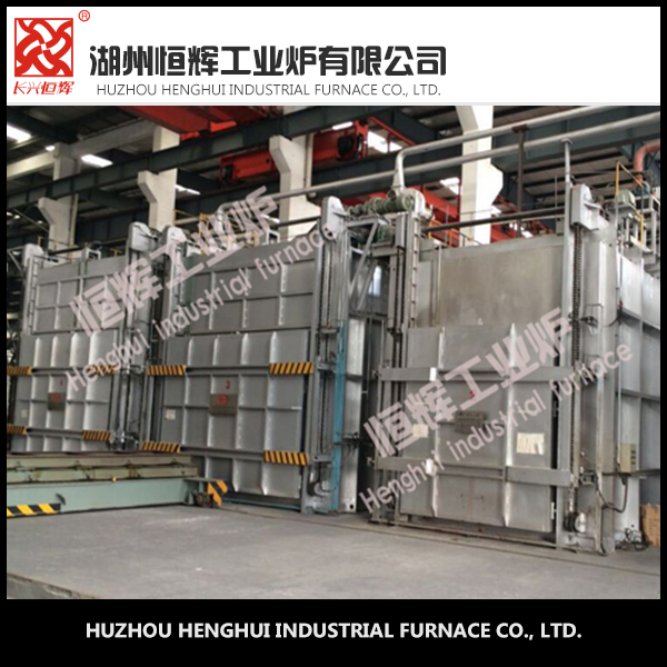High quality long duration time aluminum alloy melting furnace annealing furnace manufactured in China