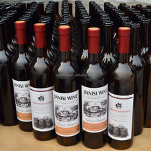 wholesale dark green glass bottles of red wine Brandy bottle