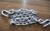 proof coil chain astm1980 1/8