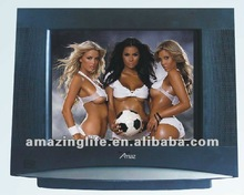 14 inch small-size crt tv for sale in best price