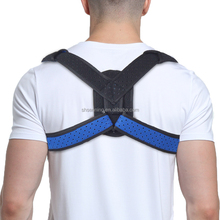 High Quality Upper Back And Shoulder Pain Relief Belt Orthopedic Posture Corrector / Clavicle Brace