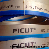 27mm*0.9mm 4/6tpi band saw blade made in china