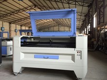 Shanghai cheap leather co2 cutting engraving machine