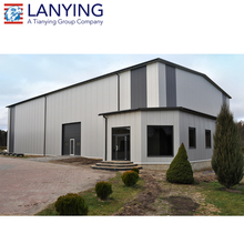 Easy to Installed Pre-Engineered Steel Structure Building Warehouse Steel Workshop