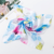 Wholesale China Custom Cheap 50*50CM Polyester Women Fashion Printed Square Silk Scarf