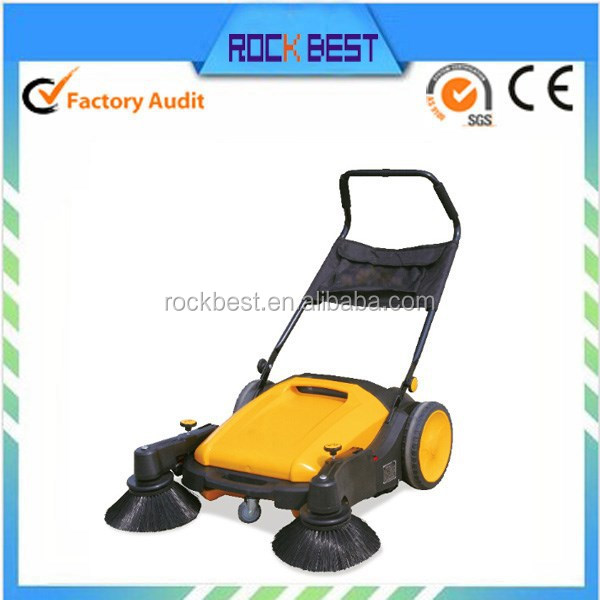 Hand Push Road Sweeping machine For Sale