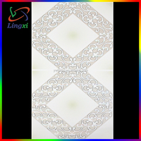 china fashion design heat transfer printing on metal for pvc ceiling