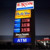 Niyakr 2017 hotselling led gas station price sign external installation led display in alibaba