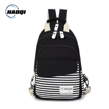 100% Cotton Canvas <strong>school</strong> back pack bag with high quality