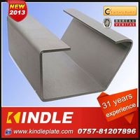 Kindle New customized galvanized laser bending metal sheet electrical spare parts in Guangdong ISO9001:2008