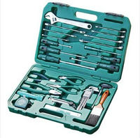 elevator tool kit/ elevator service&maintaining tool box/ elevator parts, 33pcs in total