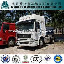 371hp tractor truck howo 6x4 sinotruk tractor head for sale