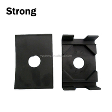 oem processed raw natural molded rubber part with high quanlity and low price