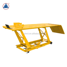 200kg Manual Hydraulic Motorcycle Lift Table