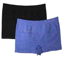 Super comfortable and freedom seamless boyleg underwear for women