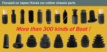 Auto Dust Cover Boots/ Oil Resistant Car NBR Bellow for Japan/Korea car
