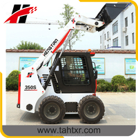 China skid steer loader better than JC60 in hot sales