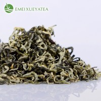 Natural Chinese herb beauty slim loose tea raw material polyphenol green tea