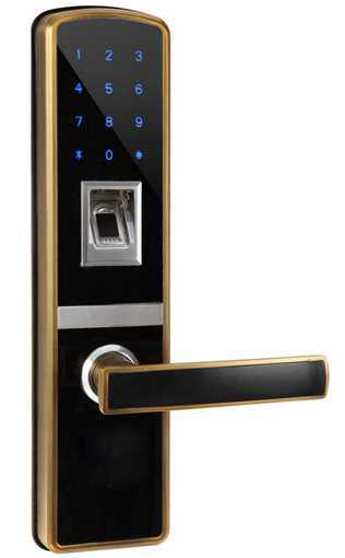 Hot selling biometric fingerprint door lock with high quality