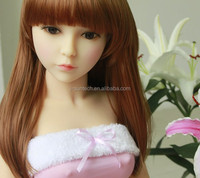 100cm Real full silicone mini sex dolls lovely girl made in China japanese girl