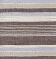 stripe yarn dyed cotton crepe for garments