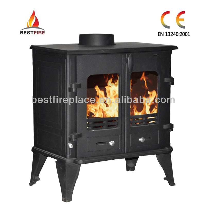 coal burning wood stove