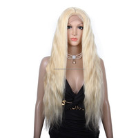 Top Quality wholesale price long blonde full lace wig chinese hair wig store