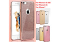 For Apple iPhone 5 5S 6 6S 6 Plus7 7 Plus Bling Glitter Sparkly Soft TPU Gel Phone Cover Case