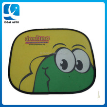 advertising car side windshield sunshade static cling window film for car