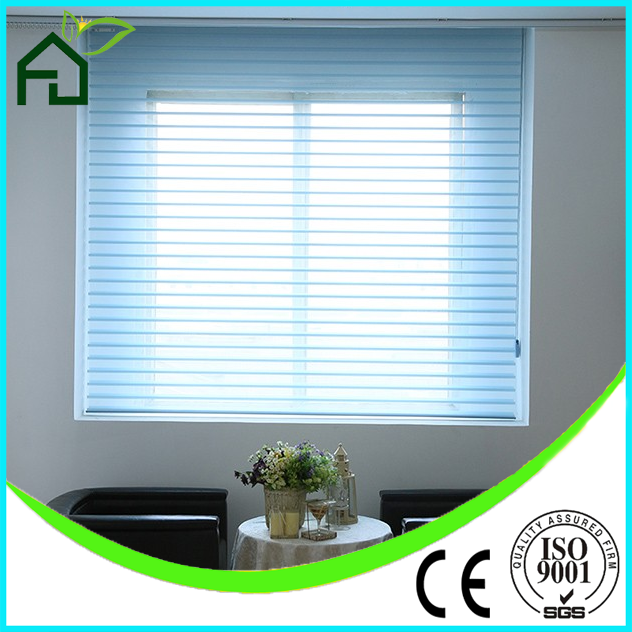 38mm system New Style Washable Shangri-la Blinds Fashion Shangrila Blinds/curtain