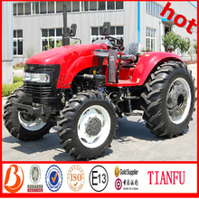 Hot sale 60hp yto tractor with amazing price, 1 year gurantee