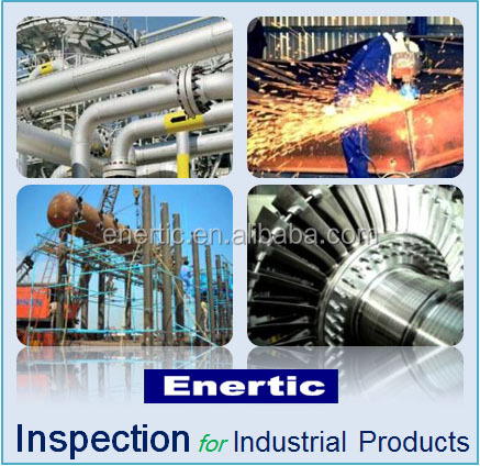 steam turbine quality control and inspection service