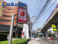 P10 Outdoor Led Display wall