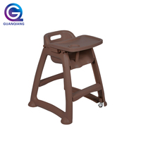 Plastic Chair/ Food Dining Baby feeding High Chair