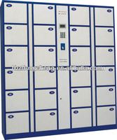 Electroni Networking locker cabinet