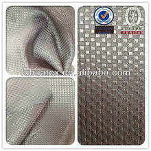 100% Polyester Dotted Pattern Dobby Oxford Fabric