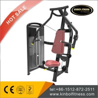 2016 The Sports New Style Equipment Seated Chest Press Gym Kinbol Sports equipment