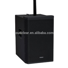 High quality & best price high power professional line array speaker