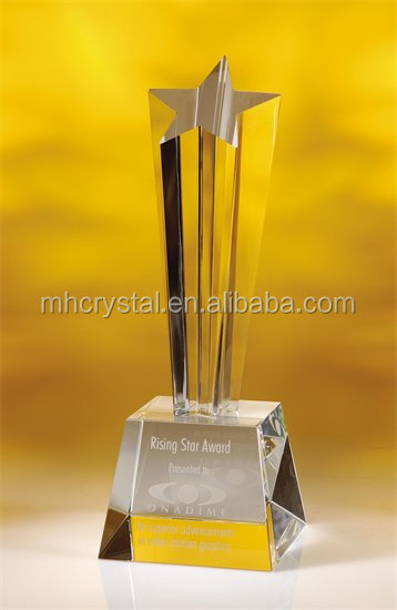 Star Crystal Sport Trophy Cup MH-J595