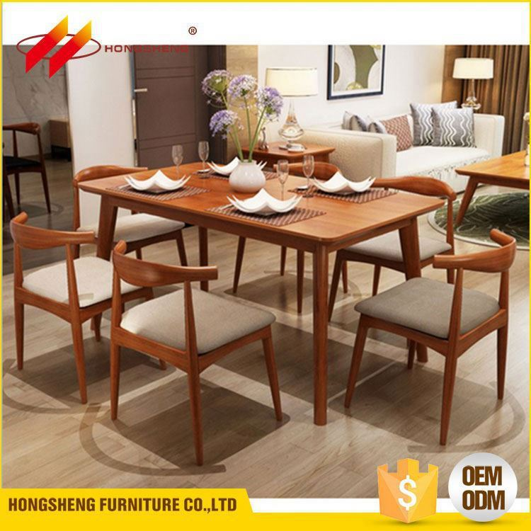 china product table solid wooden latest designs of dining tables