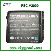 Laptop battery for Fujitsu V2000 6cells NEW replacement battery