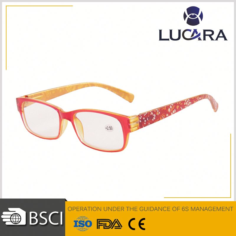 Wholesale folding reading glasses with Led lights Nigh Vision glasses frames