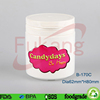 Eco Friendly Plastic Bottles 170cc Printed Xylit Of Chewing Gum Bottle Packaging