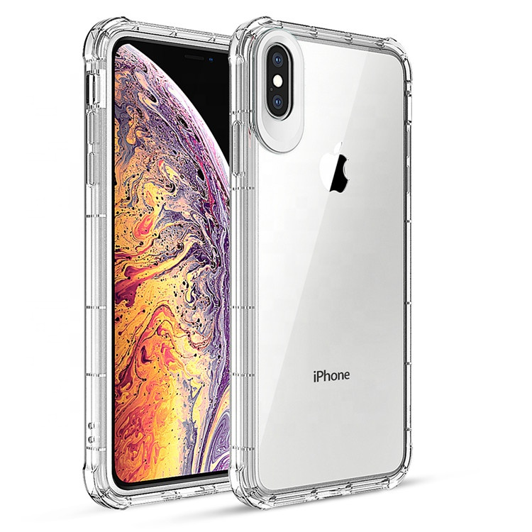 SAIBORO New Arrival Clear Tpu Mobile Phone Case And <strong>Accessories</strong> For iPhone XR XS XS MAX X 10 8 7 6 plus Case