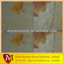 Beautiful autumn slate tiles,slate floor tile,slate tile for sale