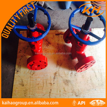 API oil well Christmas tree valves API 6A Slab Gate Valve