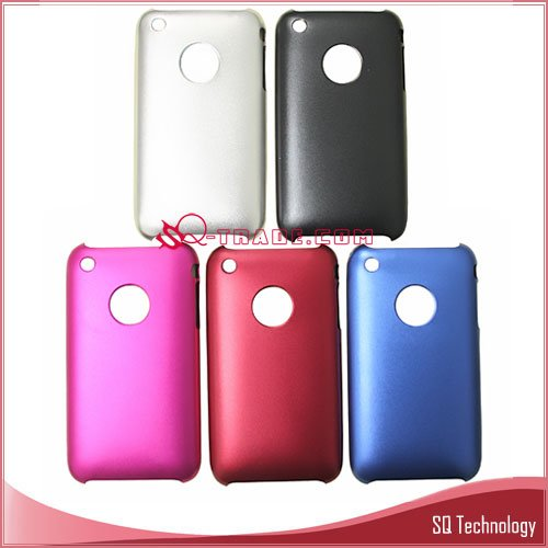 Hard Back Housing Case for iPhone 3G 3GS Back Cover Alibaba