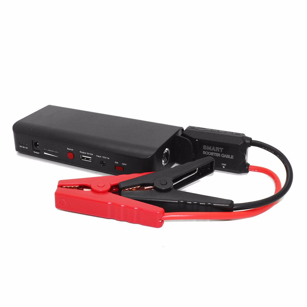 15000mAh Power Bank Car Jump Starter/booster Mini&Portable Battery Charger for Cellphones&Laptops